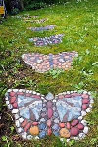This Hands On Class Gives You The Basics In Creating Your Own Stepping Stone!  Create A Colorful And Beautiful Garden Stepping Stone Keepsake That  Everyone ...